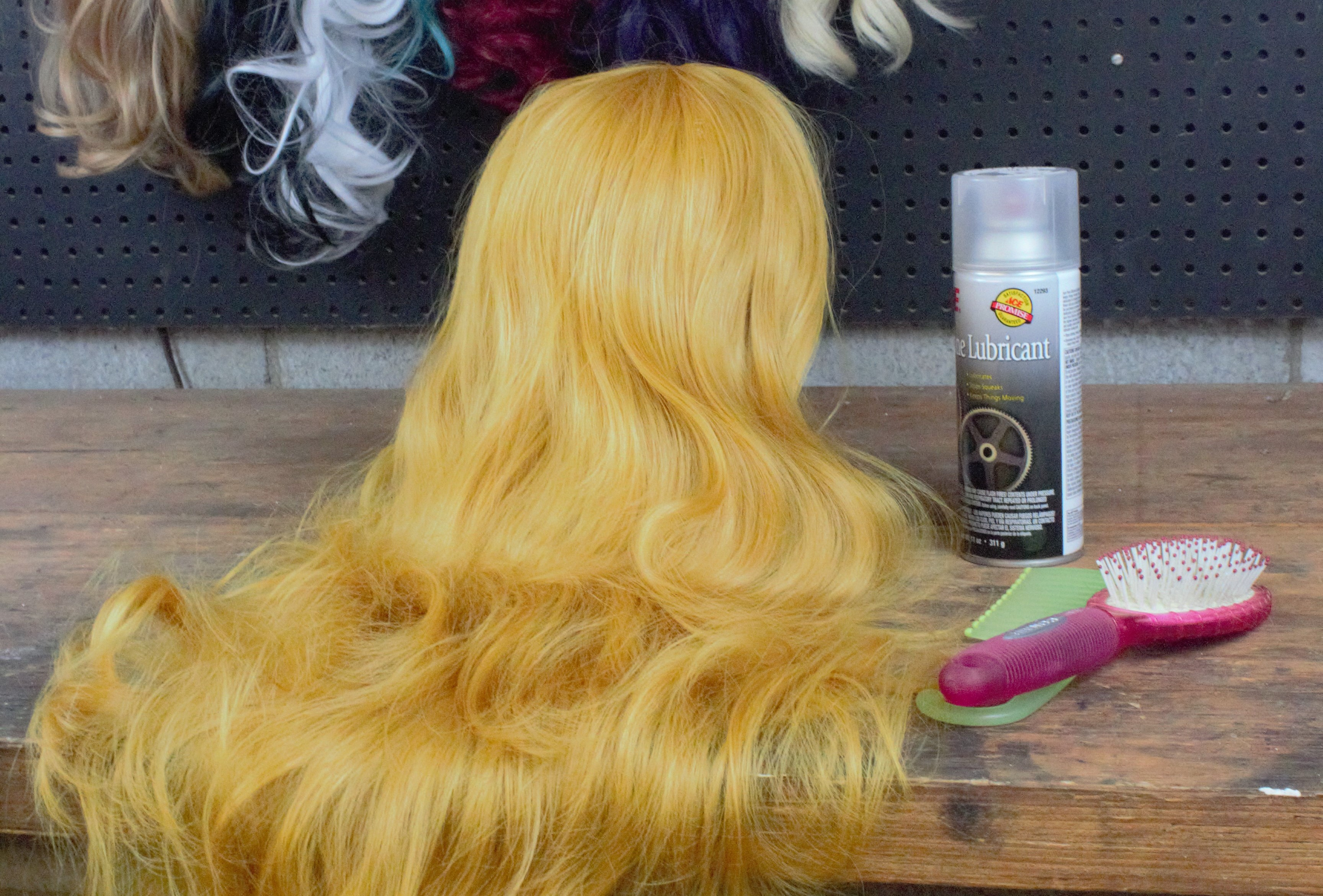 Silicone Spray for Detangling Wigs - Sadie by Design d05569b676d9
